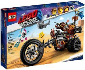 lego movie 2 sets 70834
