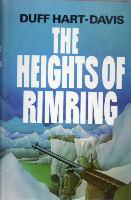 The Heights of Rimring by Duff Hart-Davis (Hardback, 1980)