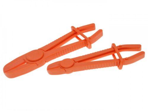 Klemmzange Abklemmzange FEStstellzange für 2 Stück für Roller Quad Scooter