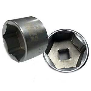 """36mm 3//8/""""Sq Drive Low Profile Oil Filter Socket 3//8 Garage Removal Tool"""
