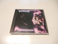 "Vanadium ""Seventh Heaven"" Rare Italian hard rock cd 1989"