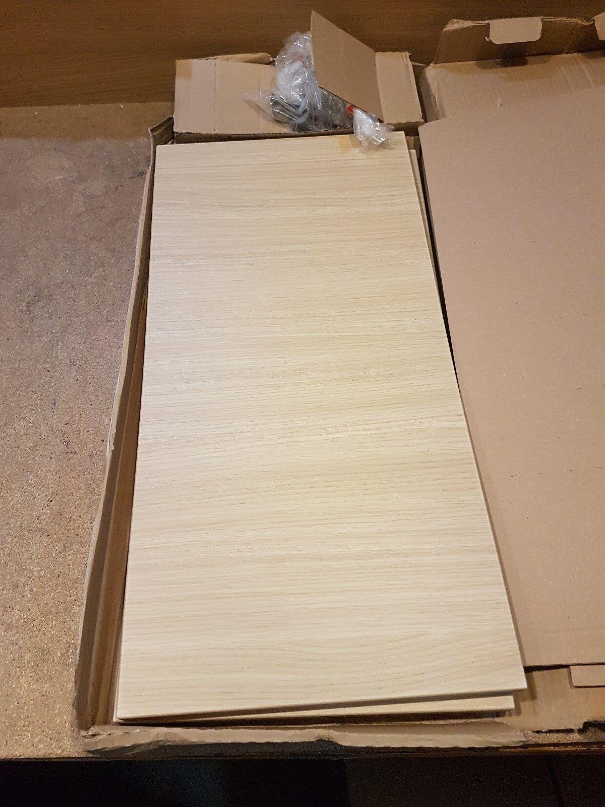 Schreiber Oak Double Base Unit Bathroom Cabinet - | eBay