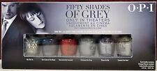 OPI Fifty Shades, 50 Shades of Grey mini set. DD F06, Brand New, Free Shipping.