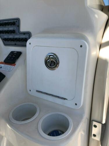 Boat Marine Glovebox Glove Box Storage Box White Starboard