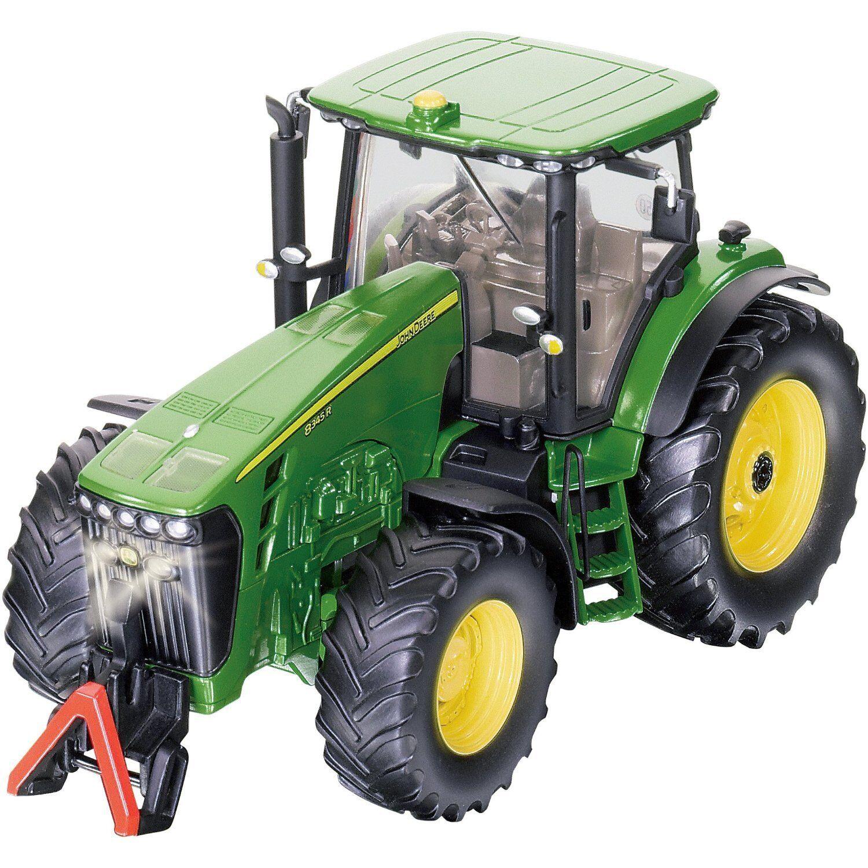 SIK6881 Tracteur JOHN JOHN JOHN DEERE 8345R radio commnandé équipé du relevage avant 1 | 2019  956770