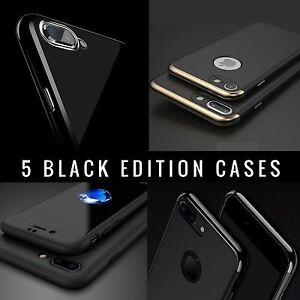 custodia per iphone jet black