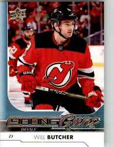 2017-18-Upper-Deck-Young-Guns-Will-Butcher-Rookie-248