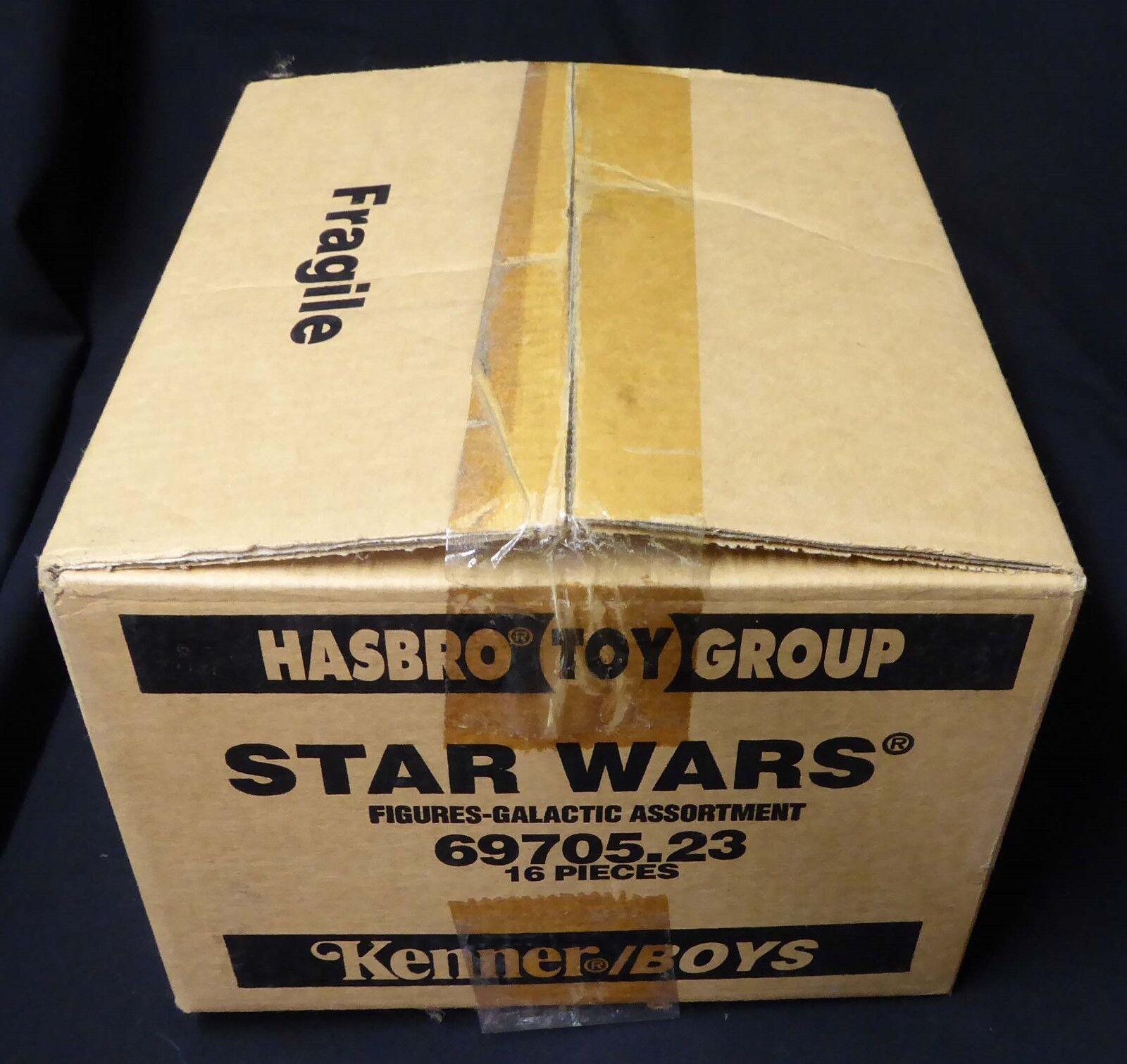 Figura De Star Wars caso 69705.23 caso Nuevo Sellado Kenner Hasbro amricons