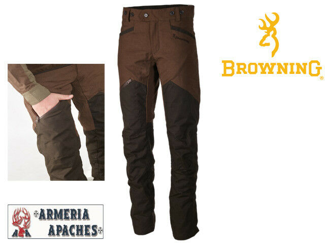 brauning pantalon Field Pants abbigliamento pantalone cordura caccia rinforzati