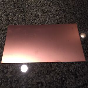 fr4 copper clad laminate pcb circuit board material 4 1 2\