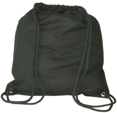SCHOOL PE//GYM//BOOK 40CM x 37CM 5 COTTON DRAWSTRING BACKPACK RUCKSACK BAGS