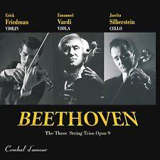 Friedman, Vardi and Silberstein  Perform Beethoven's String Trios, Op. 9