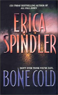 """AS NEW"" Spindler, Erica, Bone Cold, Mass Market Paperback Book"