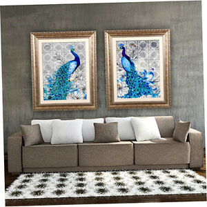 5D-Diamonds-Plated-Embroidery-Peacock-Painting-Home-Bedroom-Decoration-A