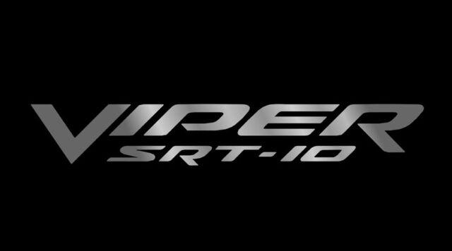 New Dodge Viper Racing Logo Motor Sport Logo Black t-shirt ...  Dodge Viper Emblem History