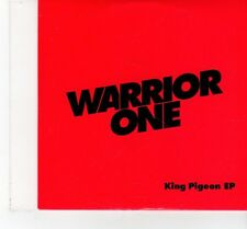 (FT399) Warrior One, King Pigeon EP - 2010 DJ CD