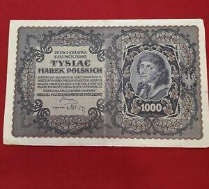 1000-marcos-polonia-23-de-septiembre-de-1919