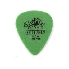 418P.88 Dunlop Guitar Picks  Tortex  12 Pack  .88 MM Medium