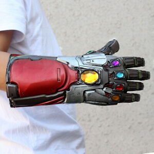 Avengers-4-Endgame-Iron-Man-Tony-Stark-Gloves-Infinity-Gauntlet-Cosplay-Props