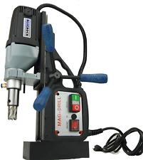 Bluerock Magnetic Drill Brm 35a B With 1 Annular Cutter Set Mag Withbroach