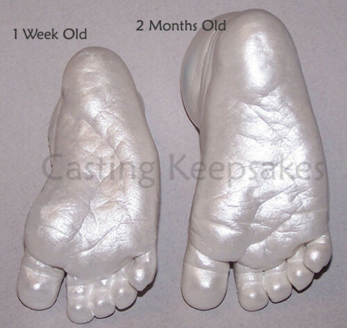 Other Baby Keepsakes & Announcements Luna Bean INFANT Baby Foot ...