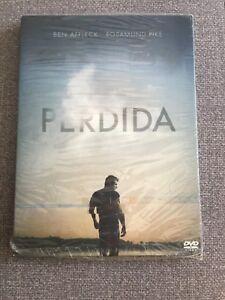 PERDIDA-GONE-GIRL-1-DVD-PAL-2-EXTRAS-143-MIN-NEW-SEALED-NUEVO-EMBALADO