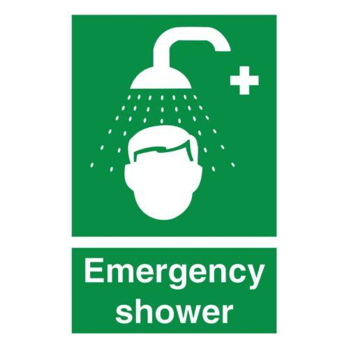 FIRST aide au travail de secours HEALTH /& safety signes imperméable COSHH haccp medic