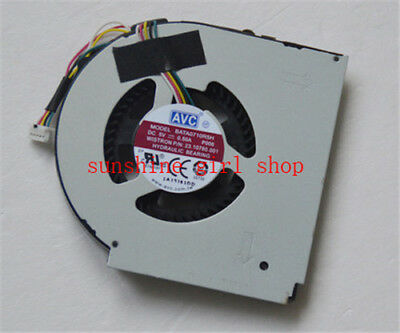 New for Lenovo ThinkPad W520 CPU Cooling Fan 04W1576 6PIN