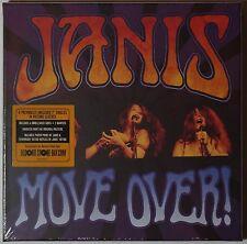 "Janis Joplin-MOVE OVER! 4x7"" single-BOX strictly Ltd. RSD-Edition NUOVO/SEALED"