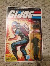 GI Joe 1982 / 1983 Breaker Communications Officer EXPLOSION back! MOC Sealed