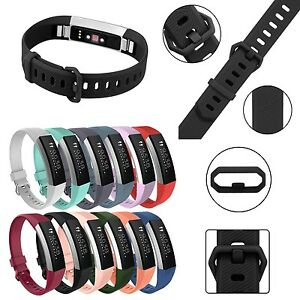 Fitbit Alta HR Replacement Silicone Wristband Strap For