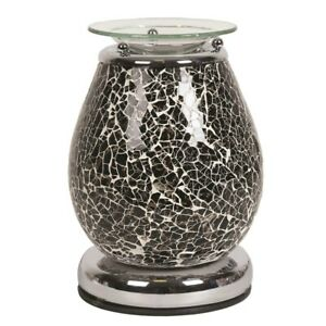 Juno-Touch-Mosaic-Electric-Wax-Warmer-Burner-amp-pack-of-10-Scented-Melts-3141
