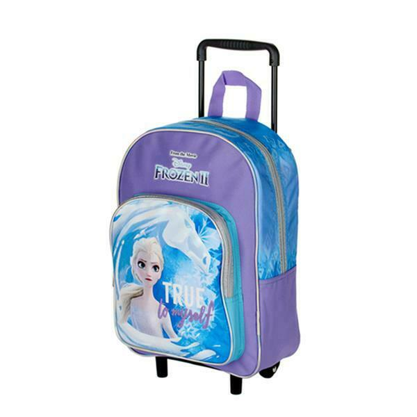 ZAINO MINI TROLLEY FROZEN