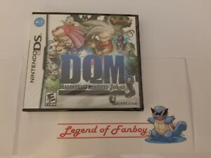 New-Dragon-Quest-Monsters-Joker-Nintendo-DS-Sealed-Game-USA
