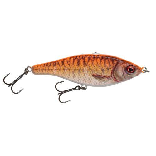 Savage Gear Angeln Köder Jerkbait 3D Roach Jerkster PHP 115 11,5cm SS Gold Fish