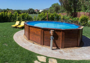 Details about Thermo-Tex 12 ft. Round Cali Blue Above Ground Solar Pool  Cover, 6 Mil
