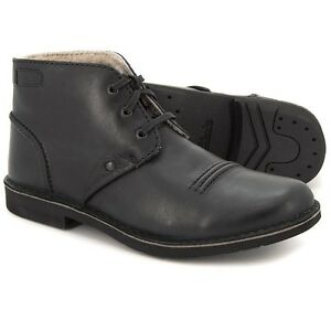 Rapple Fall Uk Black Winter Warmlined 11 Clarks 12 Lea Us G Mens 75qTxx06