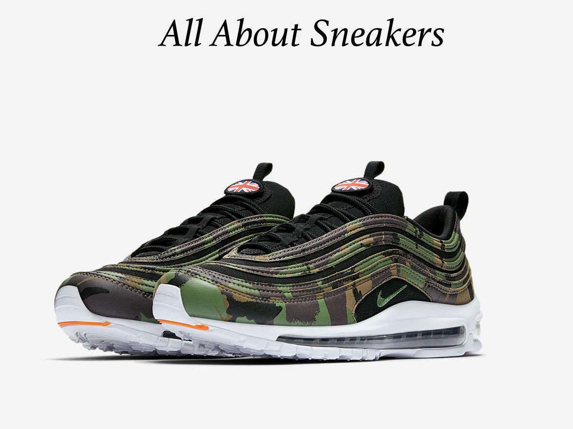 NIKE AIR MAX 97 PREMIUM pays Camo UK