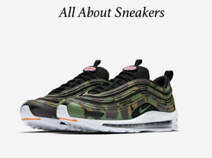 Nike Air Max 97 Premium Country Camo UK