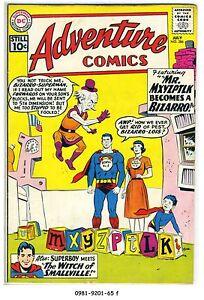 ADVENTURE COMICS #286 © 1961 DC Comics f