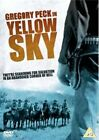 Yellow Sky 5060082518300 With Gregory Peck DVD Region 2