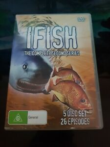IFISH-The-Complete-Second-Series-ALL-26-Episodes-5-Discs-free-post-vgc