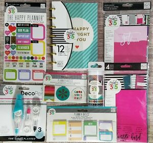 Create 365 the mini happy planner deco pen stickers for Happy planner accessories
