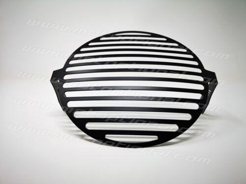 Griglia Faro HORIZON LIMIT per faro tondo diametro 190//200 Cafè Racer