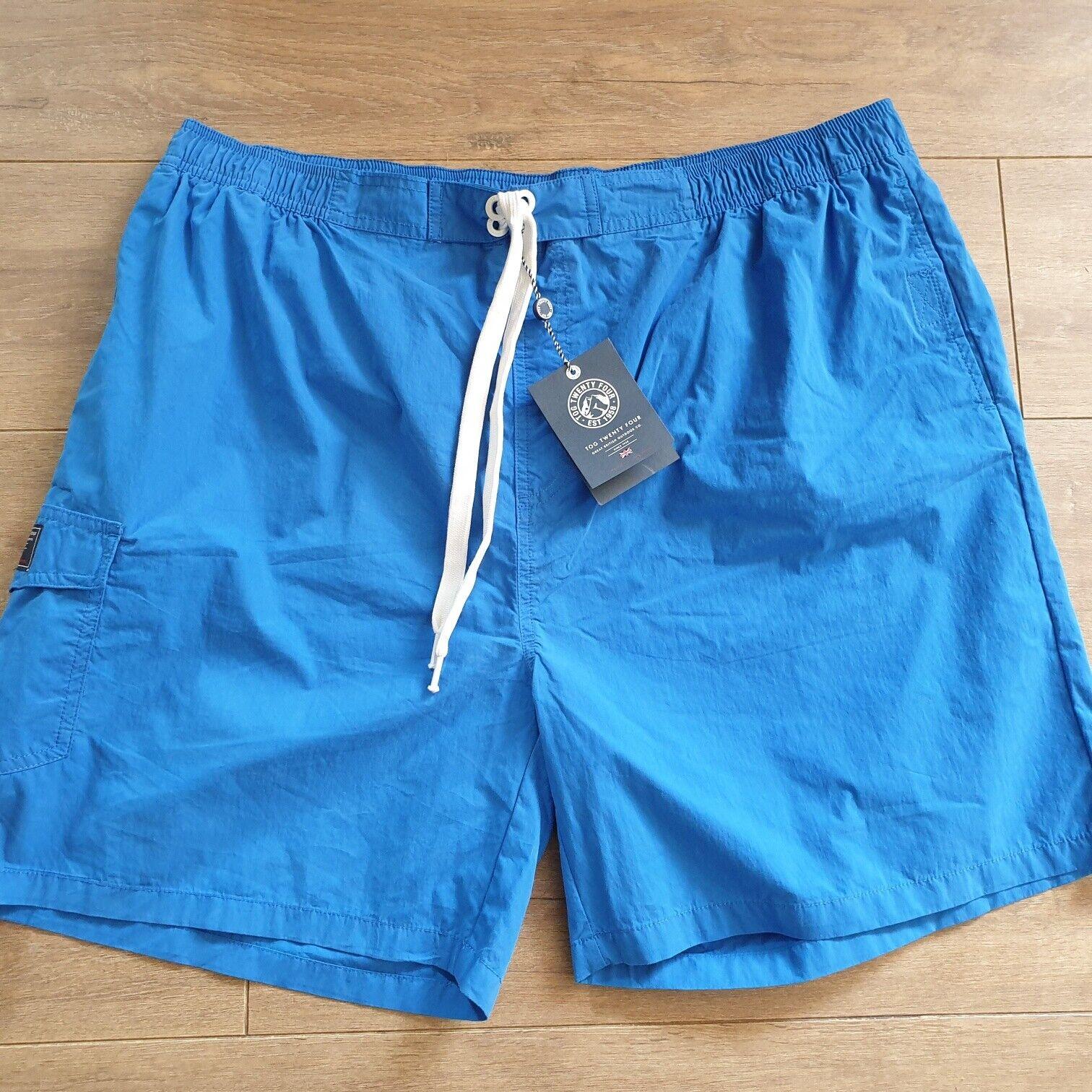 Pantalones cortos de natación para hombre 24 Tog-nuevo Tamaño 5XL