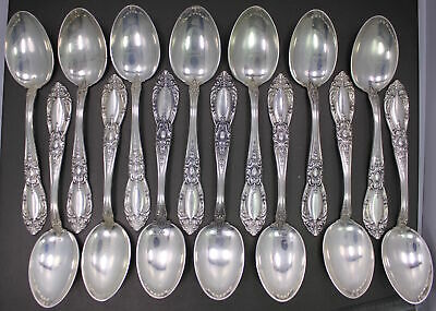"39g 6/"" Towle King Richard Sterling Silver Teaspoon No Mono"