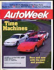 AutoWeek Magazine July 3 1995 Time Machines EX w/ML 022317nonjhe