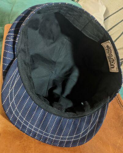 Freewheelers Wabash Indigo Denim Hat