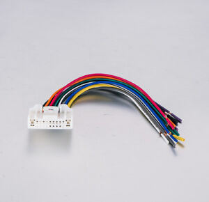 Details about APS Plugs Into Factory Radio Car Stereo Wiring Harness on