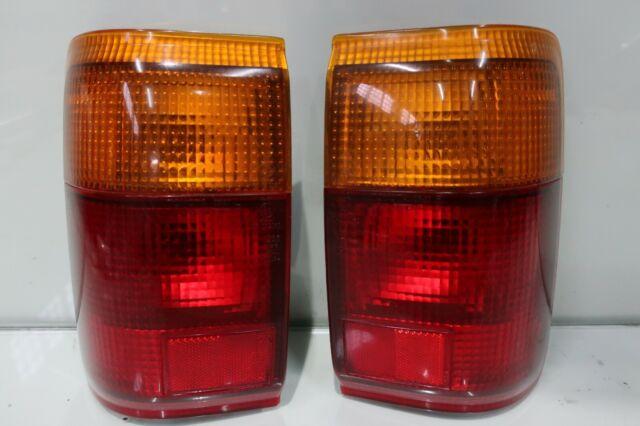JDM Toyota Hilux Surf LN130 LN130W VZN130 Rear Tail Lights Lamps Pairs OEM